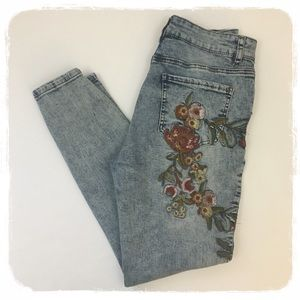 Hippie Laundry High-Rise Skinny Jeans sz. 30